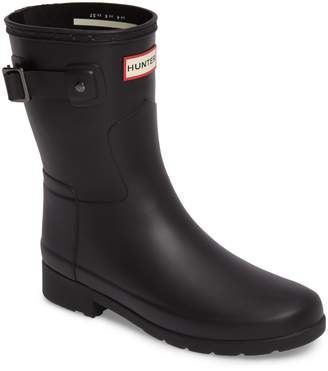 Hunter Refined Short Waterproof Rain Boot