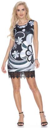 White Mark Women Grecia Dress