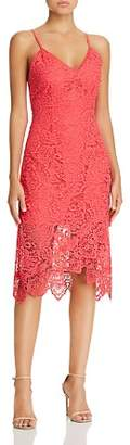 BB Dakota Rylee Lace Midi Dress