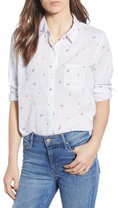 Rails Taylor Star Stripe Shirt