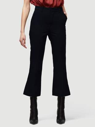 Frame Side Slit Trouser