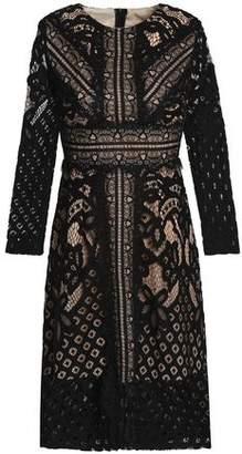 Raoul Lace Mini Dress