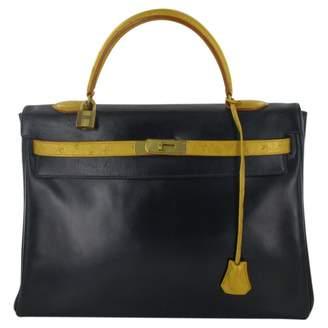 Hermes Kelly handbag in leather