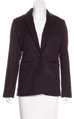 Organic by John Patrick Wool Structured Jacket w/ Tags