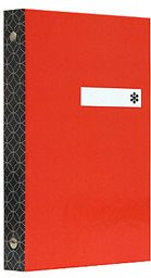 Russell + Hazel  K•I•T• Note Pad Binder with Paper