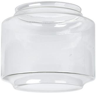 Rejuvenation 11in Clear Short Cylinder Shade