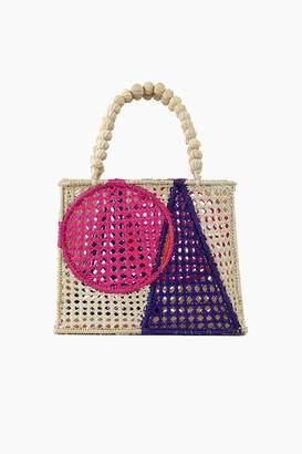 Mercedes Salazar Interseccion Rosa Bag