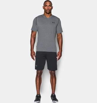 Under Armour Men's UA Threadborne Siro V-Neck T-Shirt