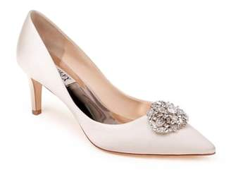 Badgley Mischka Sunshine Embellished Pump