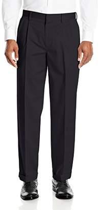 Dockers Insignia Wrinkle-Free Khaki Classic-Fit Pleat Pant