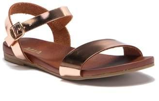 Mia Piper Buckle Strap Sandal