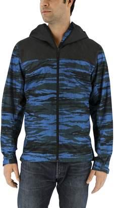 adidas Men's Climaproof Hooded Rain Jacket