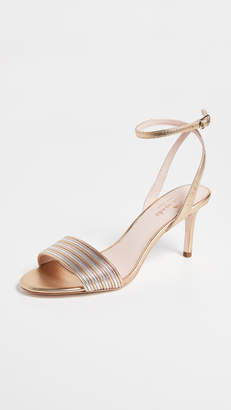 Kate Spade Jasmyne Kitten Heel Sandals
