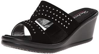 Skechers Cali Women's Rumblers-Hope Float Wedge Sandal