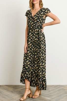 Gilli Jo Wrap Dress