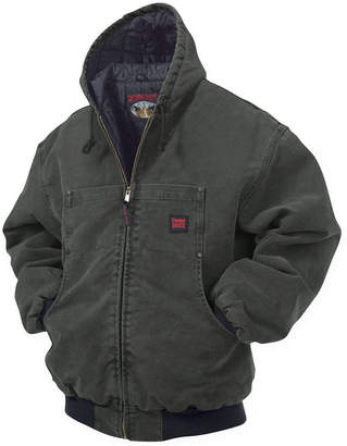 JCPenney Tough Duck Canvas Bomber Jacket-Big & Tall