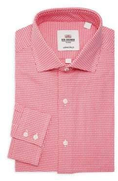 Ben Sherman Slim-Fit Plaid Shirt