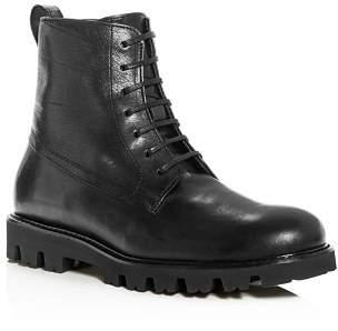Vince Men's Commander Leather Boots