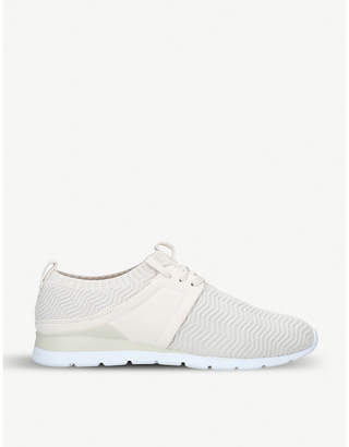 UGG Willows knit and nubuck trainers