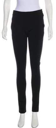 Givenchy Mid-Rise Skinny Pants