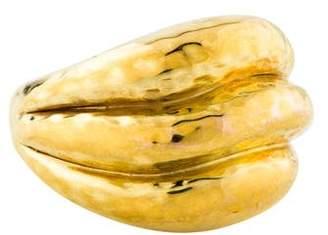 Ippolita 18K Glamazon Hammered Ring