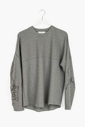 Genuine People Cotton Pullover