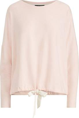 Ralph Lauren French Terry Lounge Top