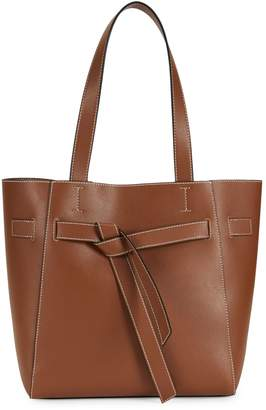 French Connection Jacques Faux-Leather Tote