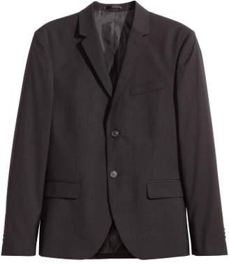H&M Blazer Regular fit - Black