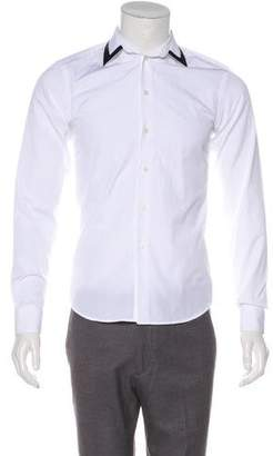 Givenchy Woven Dress Shirt