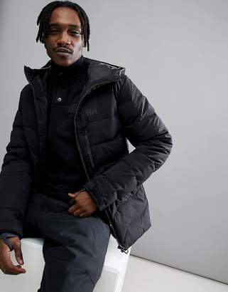Helly Hansen Swift Loft Jacket In Black