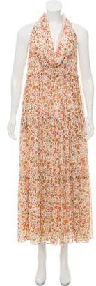 Derek Lam + eBay Floral Print Dress