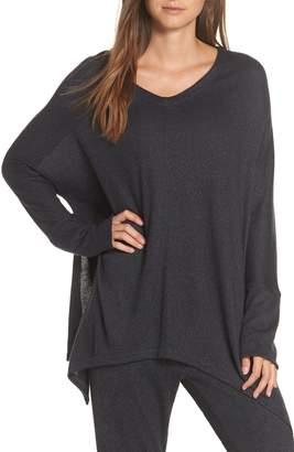Felina Riley Sweater Knit Lounge Poncho