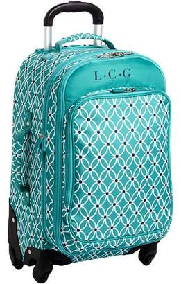 Pottery Barn Teen Jet-Set Pool Petal Chain Carry-On Suitcase