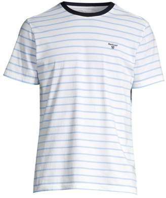 Barbour Tartan Collection Portree Cotton Stripe Tee