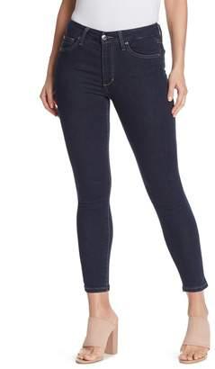 Joe's Jeans Hi Honey High Waisted Curvy Skinny Ankle Jeans