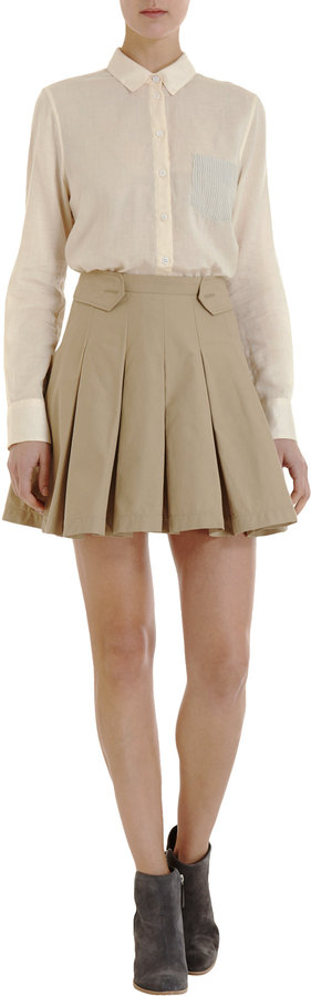 Boy By Band Of Outsiders Exploding Skirt