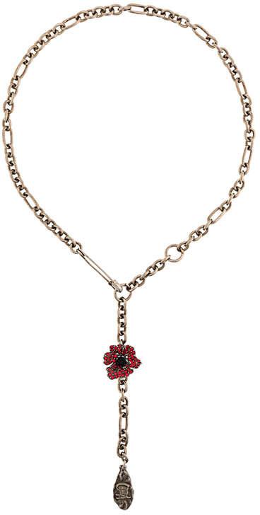 'Poppy' Halskette