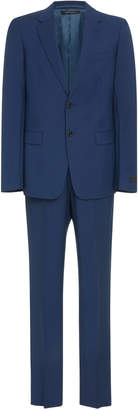 Prada Notched Lapel Wool-Blend Suit