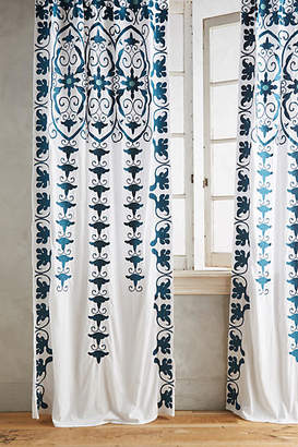 Anthropologie Antonella Curtain