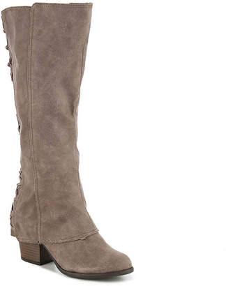 Fergalicious Leesa Wide Calf Boot - Women's