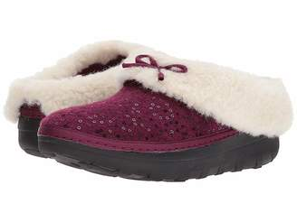 FitFlop Loaff Snug Sequin Slipper Women's Slippers