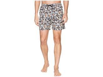 Billy Reid Crab Swim Shorts Men's Swimwear