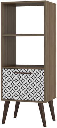 Manhattan Comfort Sami Double Bookcase