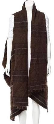 Isabel Marant Asymmetrical Wool Vest