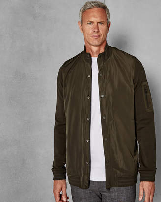 Ted Baker GONDOTT Funnel neck nylon jacket