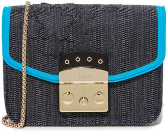Furla Metropolis Mini Cross Body Bag $328 thestylecure.com