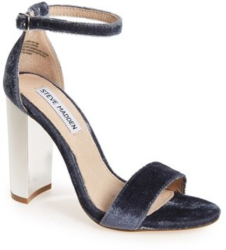 Women's Steve Madden Carrson Strappy Sandal $99.95 thestylecure.com