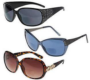 Hummingbird S/3 Bifocal Sunglasses by 1.0 - 2.5Strength