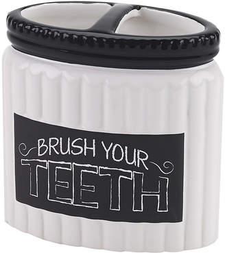 Avanti Chalk It Up Toothbrush Holder